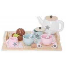 Medinis arbatos rinkinys