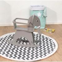 Dvipusis žaidimų kilimėlis/žaislų krepšys