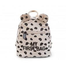 Vaikiška kuprinė MY FIRST BAG LEOPARD