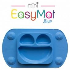 Silikoninė lėkštė EasyMat Mini Blue