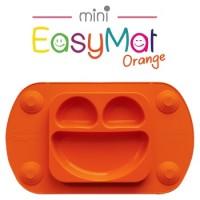 Silikoninė lėkštė EasyMat Mini Orange