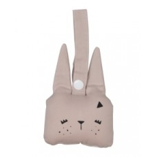 Barškutis Bunny- Mauve