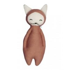 Minkštas barškutis Fox