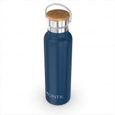 Nerūdijančio plieno gertuvė Montii NAVY BLUE
