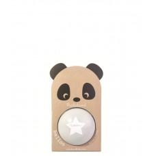 Kamuoliukas Panda Grey 12 cm