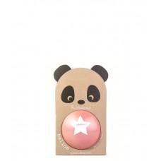 Kamuoliukas Panda Pink 12 cm