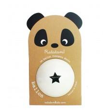 Kamuoliukas Panda White 22 cm