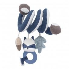 Veiklos spiralė kūdikiui Woodland blue