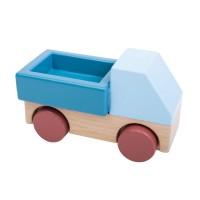 Medinis sunkvežimis Stone blue