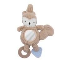 Veiklos žaislas kūdikiui Zappy beige