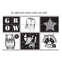 """Pirmosios kūdikio kaladėlės """"GROW"""""""