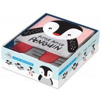 Pitter Patter Pingvinas - Pirmoji minkšta kūdikio knygutė