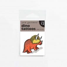 Tatuiruočių rinkinys DINO
