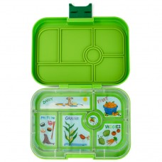 Priešpiečių dėžutė Yumbox Classic Avocado Green