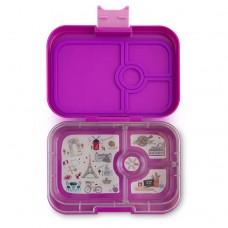 Priešpiečių dėžutė Yumbox Panino Bijoux Purple