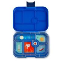 Priešpiečių dėžutė Yumbox Classic Neptune Blue