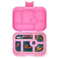 Priešpiečių dėžutė Yumbox Classic Stardust Pink