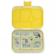 Priešpiečių dėžutė Yumbox Classic Sunburst Yellow